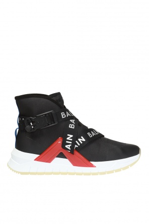Hight-top sneakers od Balmain