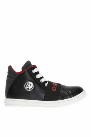 Lace-up high-top sneakers od Diesel