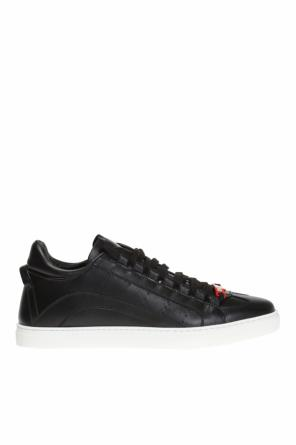 Leather sneakers od Dsquared2