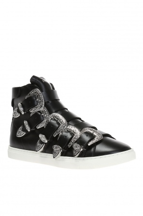 'gothika' high-top sneakers od Dsquared2