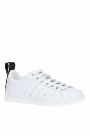 'be cool be nice' sneakers od Dsquared2