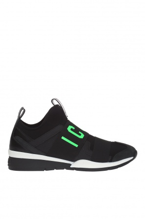 Sneakers with sock od Dsquared2