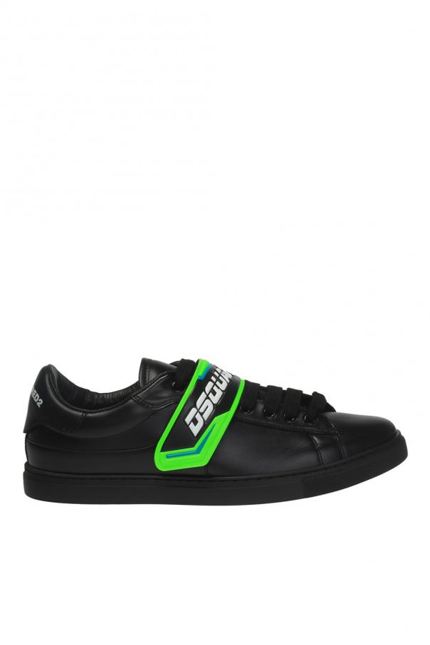 Sneakers with velcro band od Dsquared2
