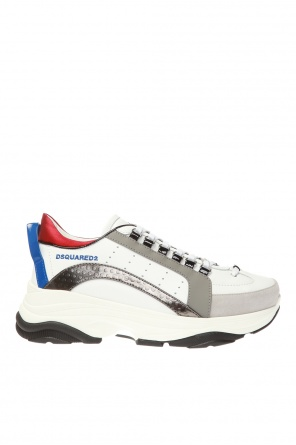 Logo sneakers od Dsquared2