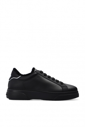 'bumper' insulated sneakers od Dsquared2