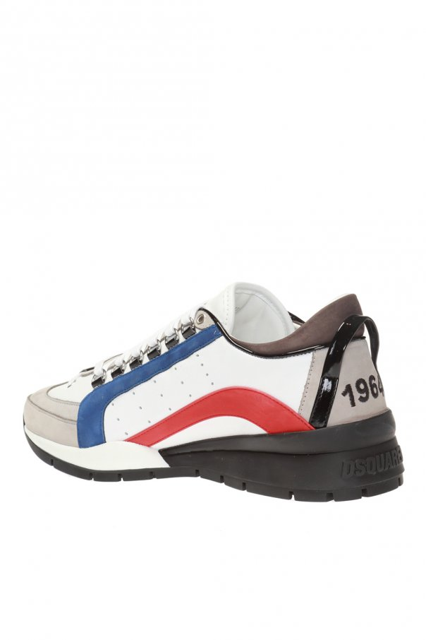 '551' branded sneakers od Dsquared2