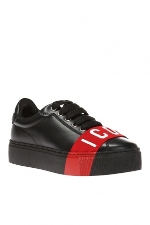 Platform sneakers od Dsquared2