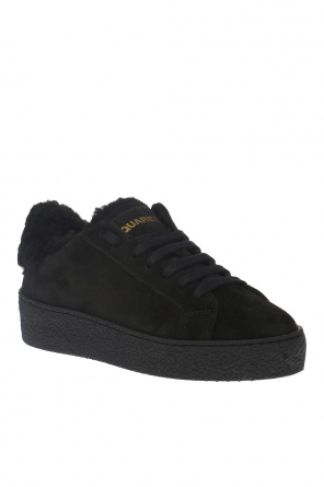 Insulated platform sneakers od Dsquared2
