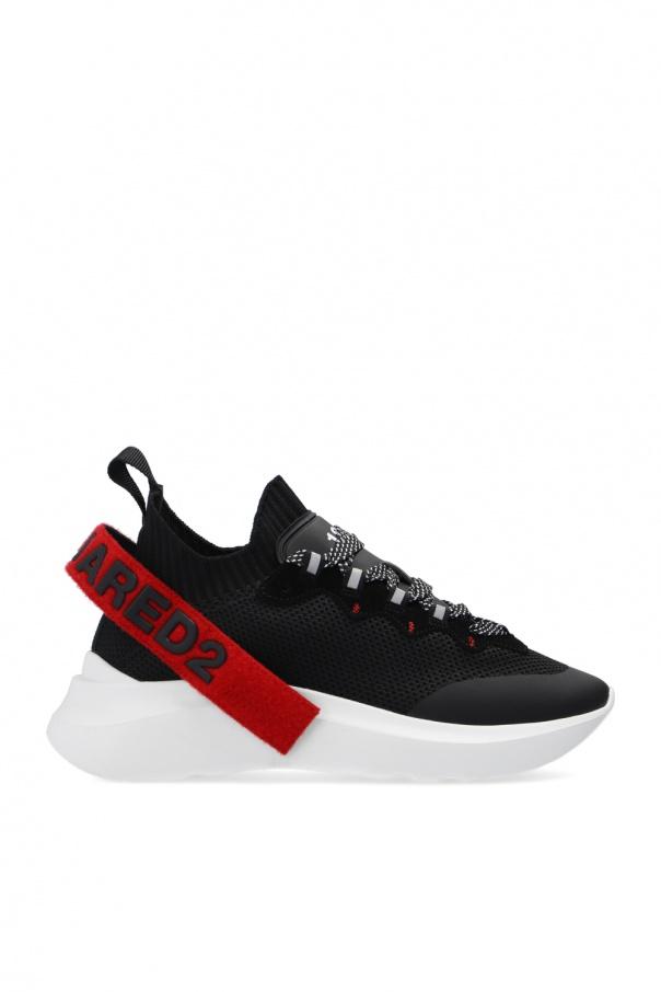 Dsquared2 logo运动鞋