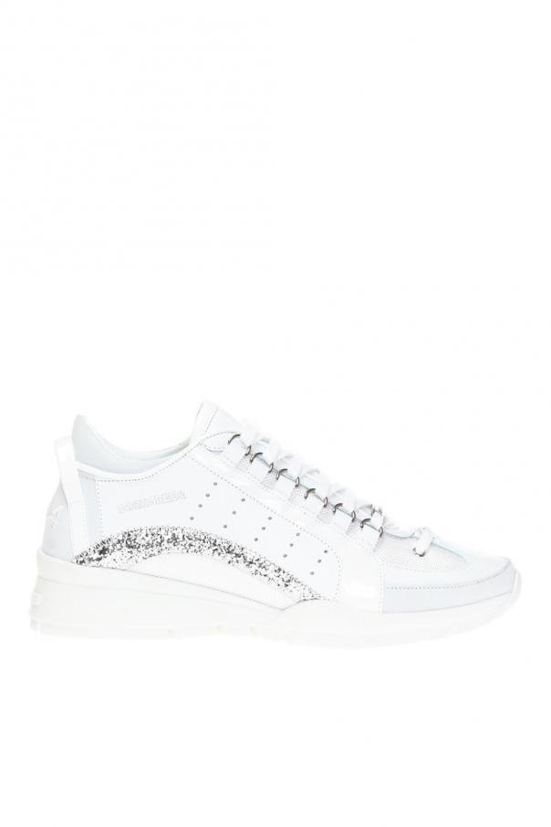 Branded sneakers od Dsquared2