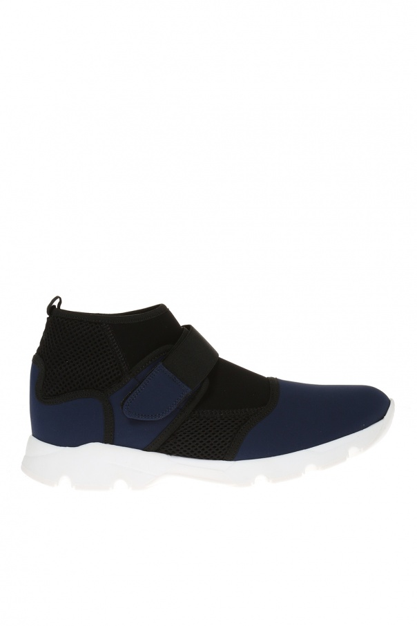 Velcro high-top sneakers od Marni