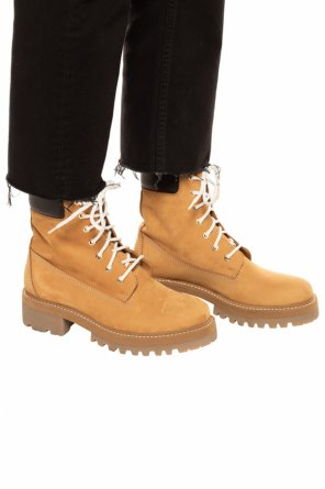 Suede boots od Vetements