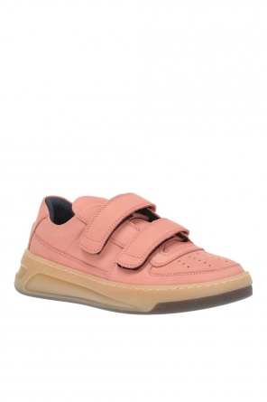 'steffey' sneakers with logo od Acne