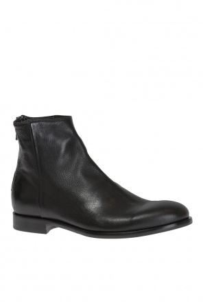 Leather ankle boots od Paul Smith