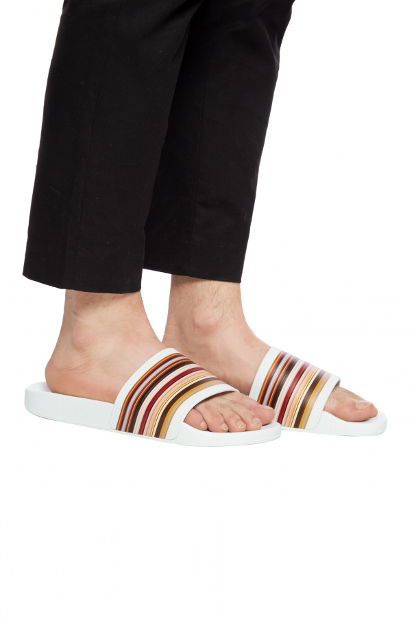 Striped sliders od Paul Smith