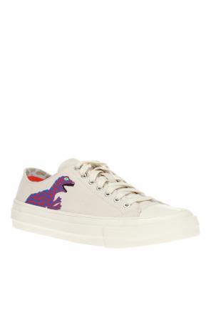 Dinosaur motif sneakers od Paul Smith
