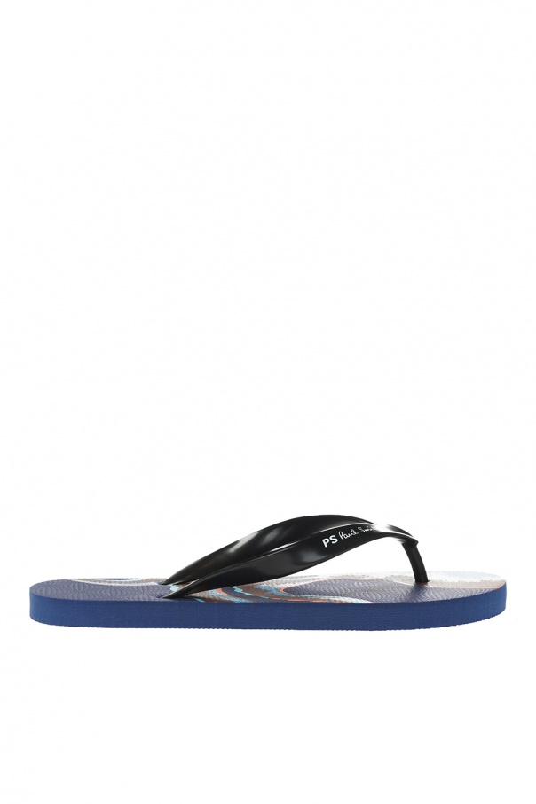 'eva' flip flops with 'octopus' motif od Paul Smith
