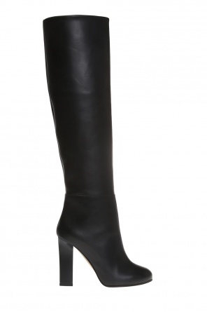 Heeled over-the-knee boots od Victoria Beckham