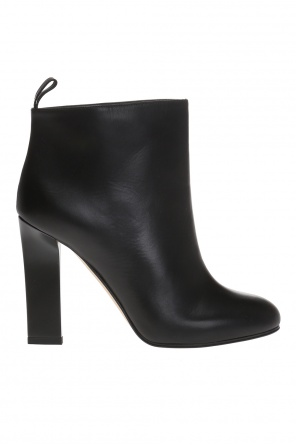 'rise' heeled ankle boots od Victoria Beckham
