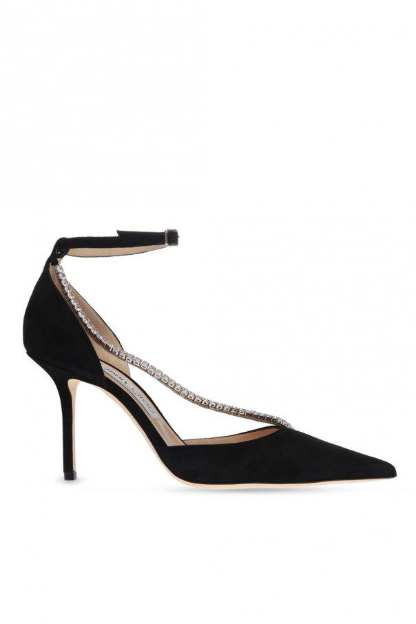 Jimmy Choo 'Talika 85' stiletto sandals