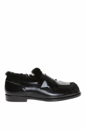 'tedi' loafers od Jimmy Choo