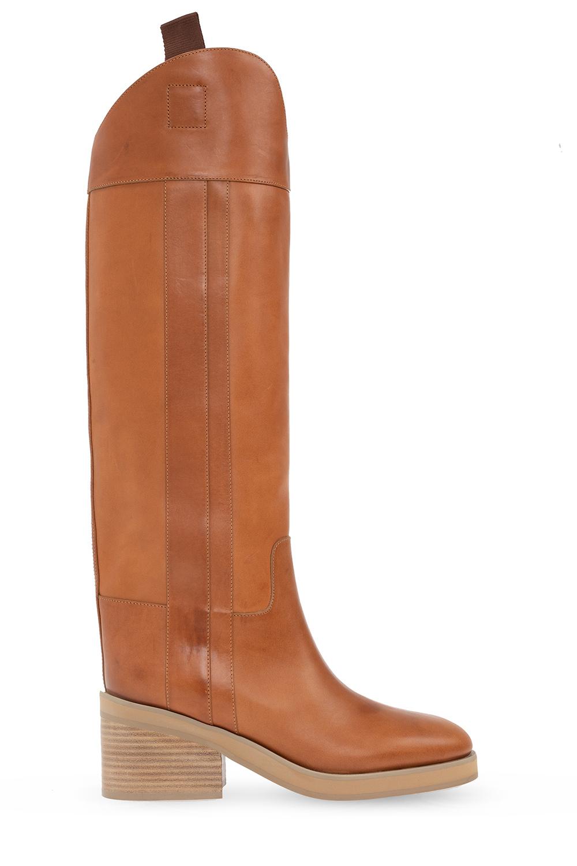 Jimmy Choo 'Tonya' heeled boots