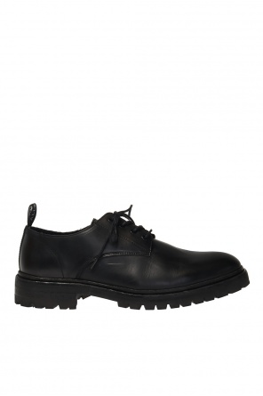 'tor' leather shoes od AllSaints