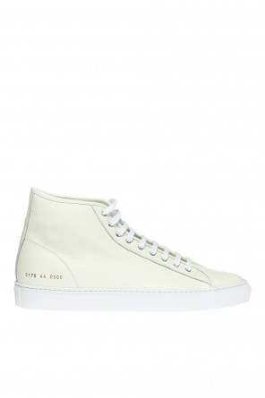 'tournament high' high-top sneakers od Common Projects