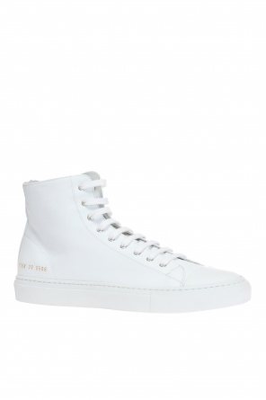 'tournament high cap' high-top sneakers od Common Projects
