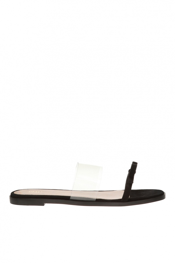 Red Valentino Slides with bow