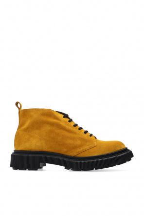 'type 121' suede ankle boots od Adieu Paris