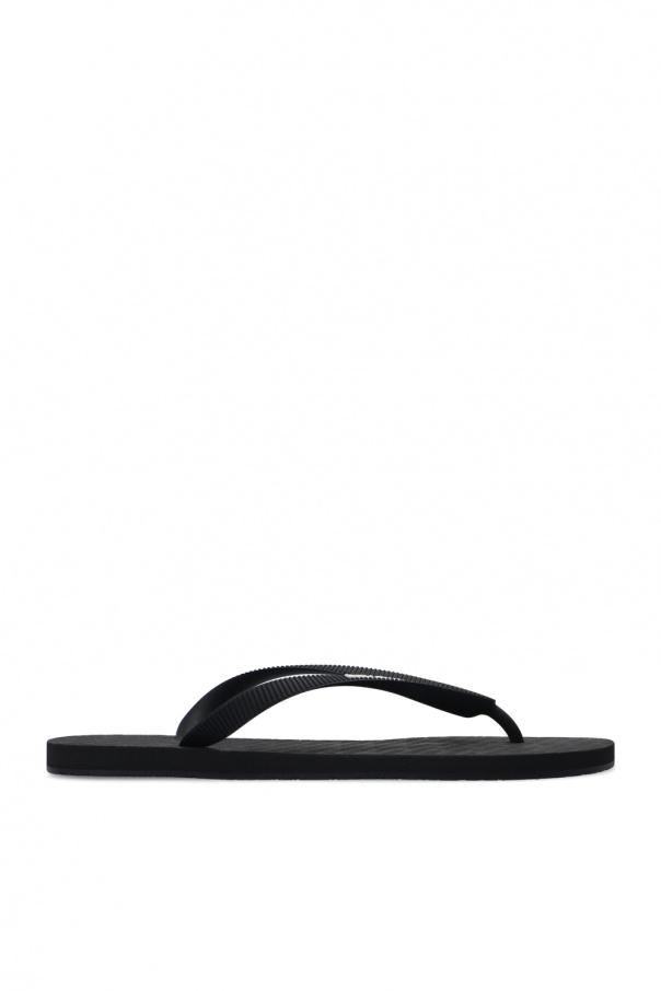 Vetements Flip-flops with logo
