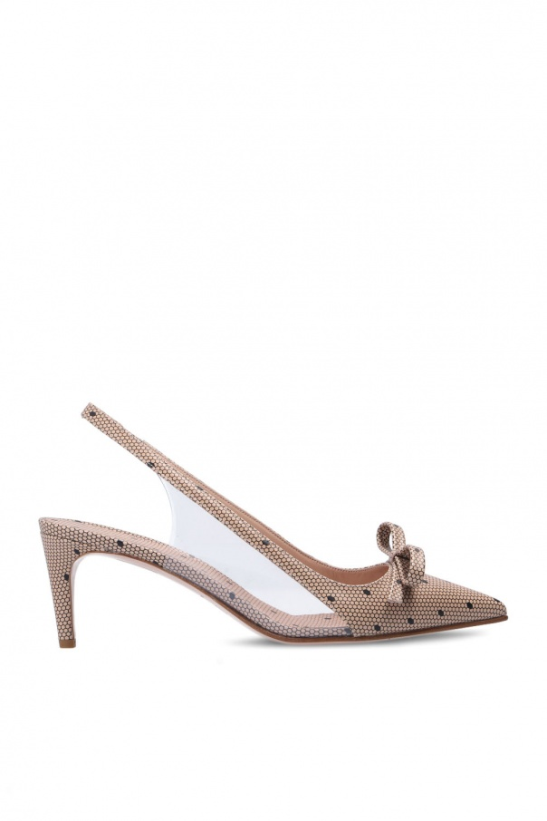 Red Valentino 'Sandie' slingback pumps