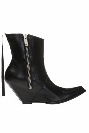 Wedge boots od Unravel Project