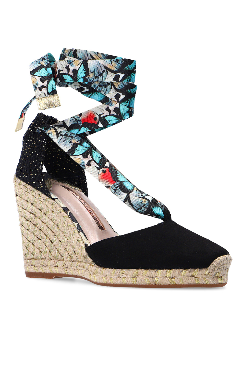 Sophia Webster 'Valentina' wedge sandals