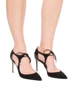 'vanessa' cut-out pumps od Jimmy Choo