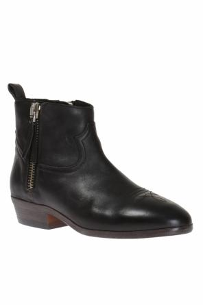 'viand' heeled ankle boots od Golden Goose