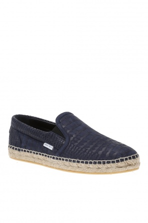 'vlad' leather espadrilles od Jimmy Choo