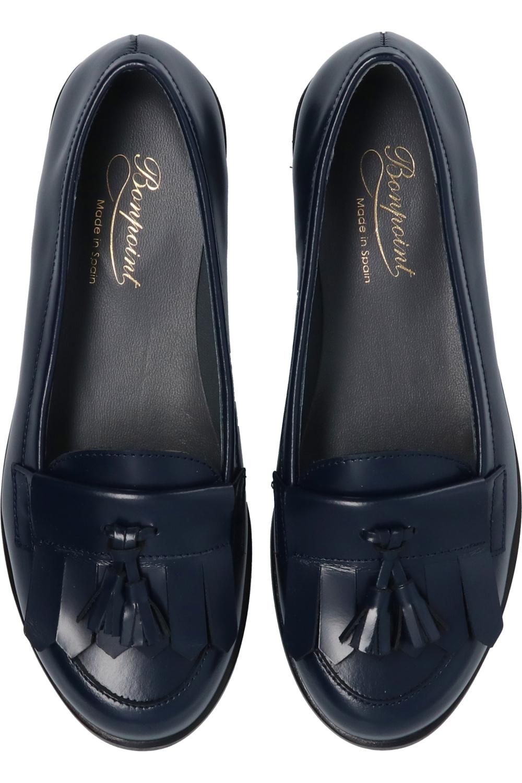 Bonpoint  Leather moccasins