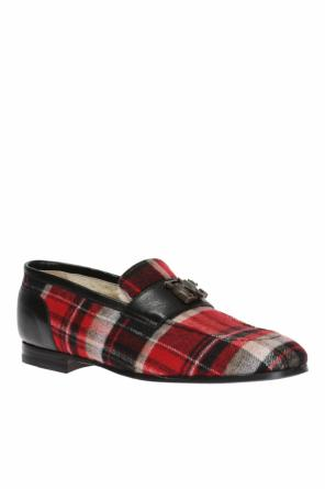 'philippe' loafers od Dsquared2