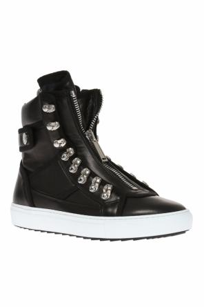 'asylum' high-top sneakers od Dsquared2