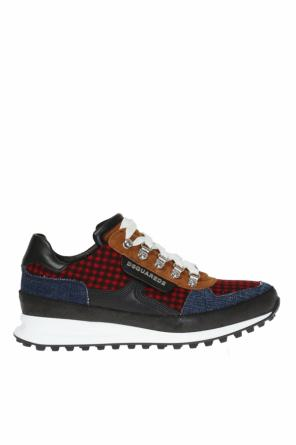 'dean goes hiking' sneakers od Dsquared2