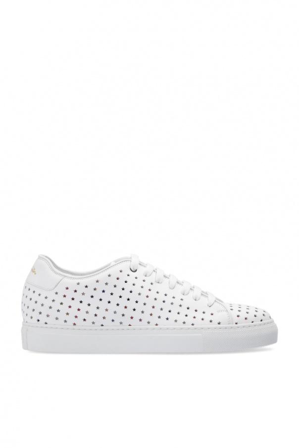Paul Smith 穿孔式星星图案运动鞋