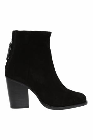 Leather heel ankle boots od Rag & Bone