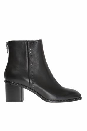 'willow' heeled ankle boots od Rag & Bone