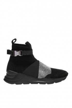 High-top sock sneakers od Balmain