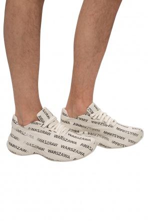 'warszawa moon' sneakers od MISBHV