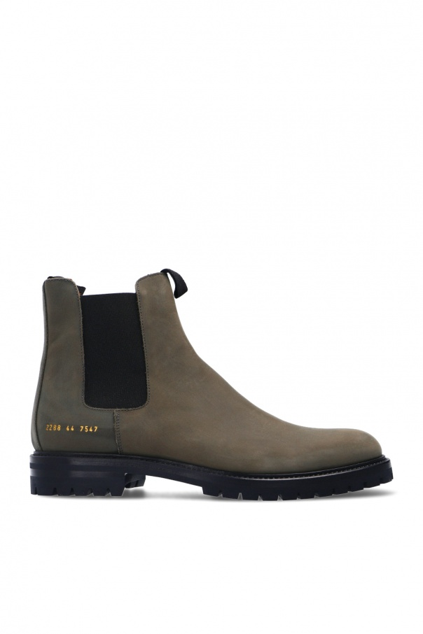 Common Projects 'Winter Chelsea' ankle boots