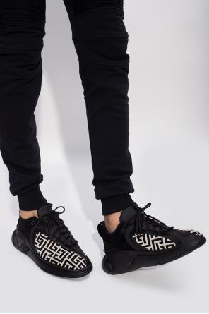 Sneakers with logo od Balmain
