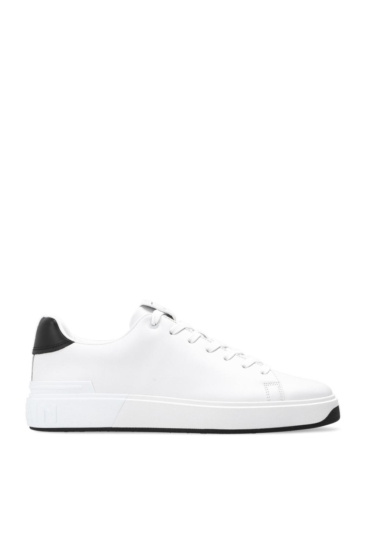 Balmain Sneakers with logo